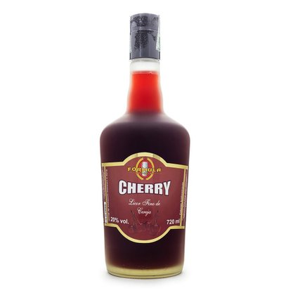 Licor Fórmula Cherry 720 ml